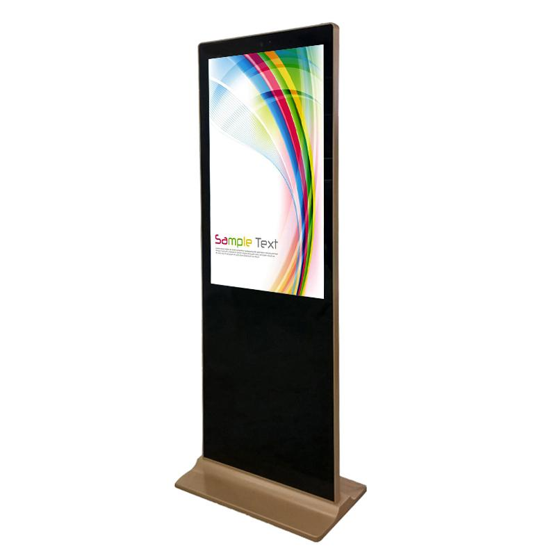 """55"""" Rotation Touch Screen Kiosk Indoor and Outdoor Advertising LED Display Scree 1"""