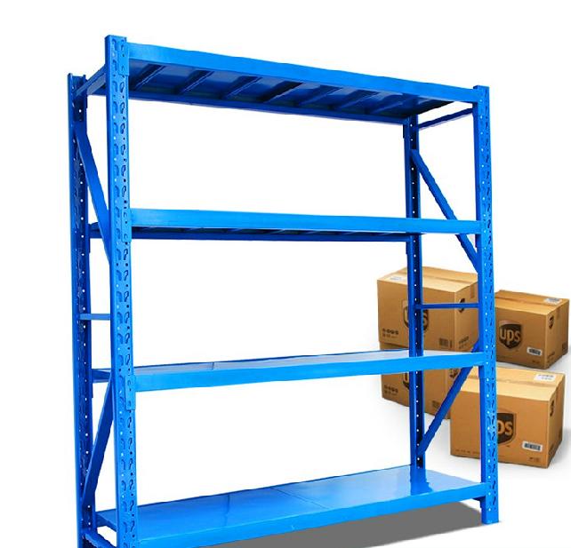 晉江碩達貨架工廠輕型貨架電商貨架鞋服貨架 3