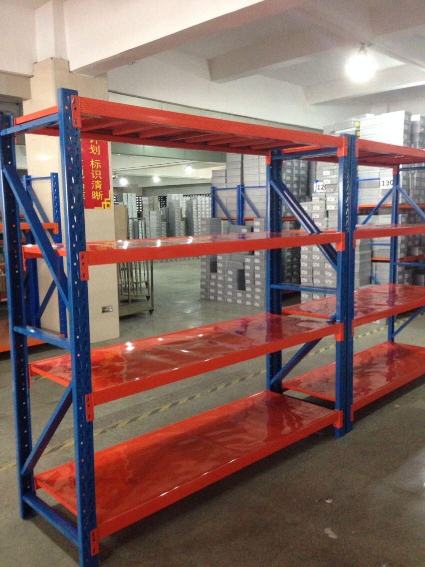 晉江碩達貨架工廠輕型貨架電商貨架鞋服貨架 5