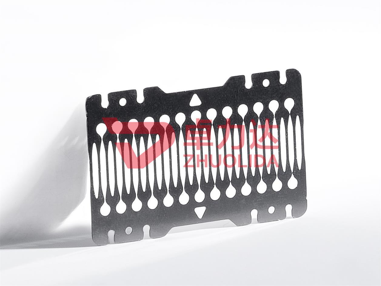 電動剃須刀片加工 3