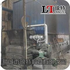 4吨燃煤锅炉改造生物质运行稳定
