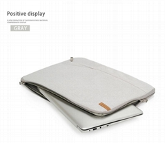 custom laptop case sleeve Kingslong custom tote 15.6 inch case Laptop Sleeve bag