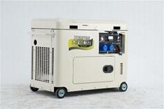 8kw風冷柴油發電機組單三相