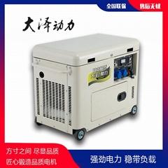 6KW小型柴油發電機組