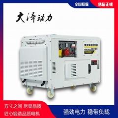 大泽10kw静音柴油发电机TO14000ET
