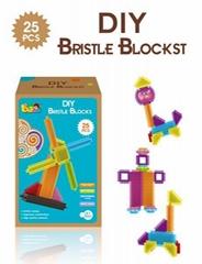 DIY Bristle block