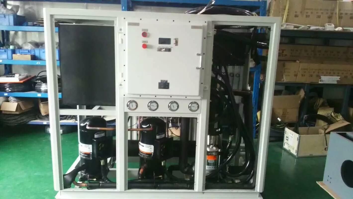 本森智能厂家供应防爆型工业冷水机组 2