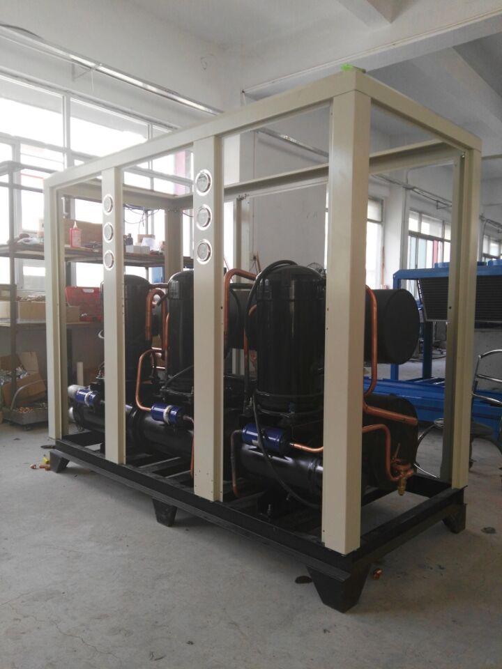 反应釜专用冷冻机组BS-300W 2