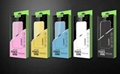 10000mAh Portable Charger Power Bank with LED Flash Light (Y3)