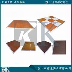 定制的胶合板颜色舞板