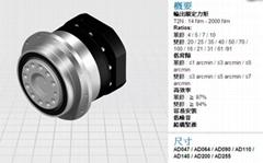 供应台湾精锐广用行星齿轮减速机AD064
