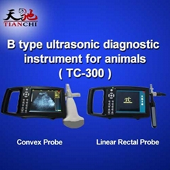 TIANCHI Handheld Ultraso