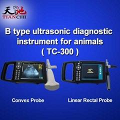 TIANCHI Ultrasound Machine Color Doppler TC-300 Manufacturer in CM