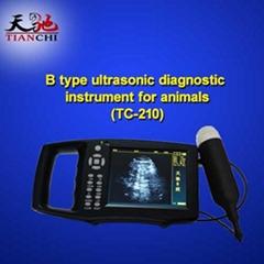 TIANCHI Portable Veterinary Ultrasound TC-210 Manufacturer in ZA