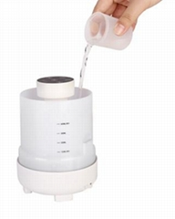 Ultrasonic Aromatherapy Essential Oil Diffuser with Bluetooth Speaker