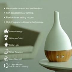 Ultrasonic Aromatherapy Essential Oil Diffuser