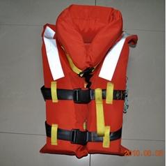 CCS新型标准船用救生衣