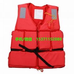 JSY-85新标准工作救生衣