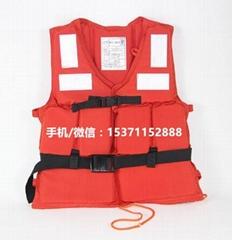 防汛工作救生衣 抗洪救援救生衣