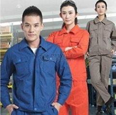 成都厂家直供圣浪品牌劳保服订制