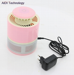 multi-purpose mosquito killer air purifier flying trap Mosquito zapper insect mo