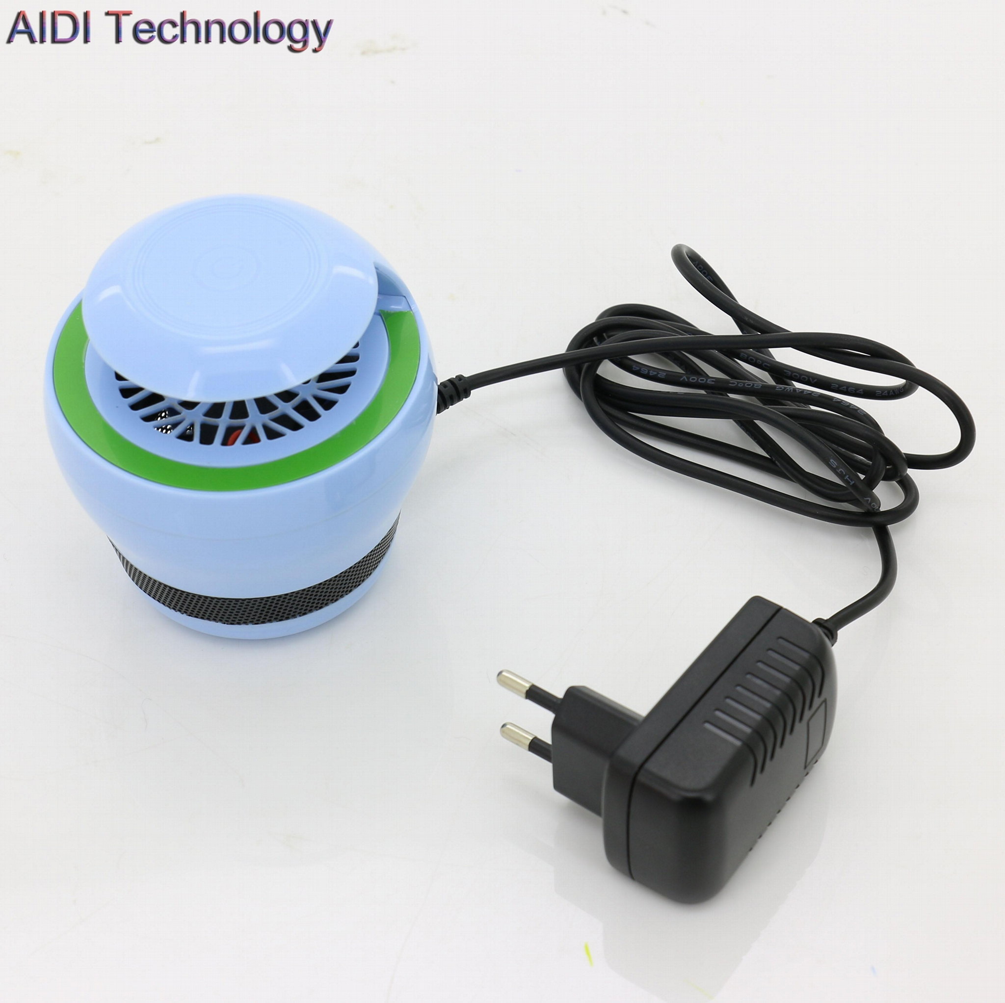 Vehicle-mounted intelligent negative ion mosquito killer air cleaner for car 2