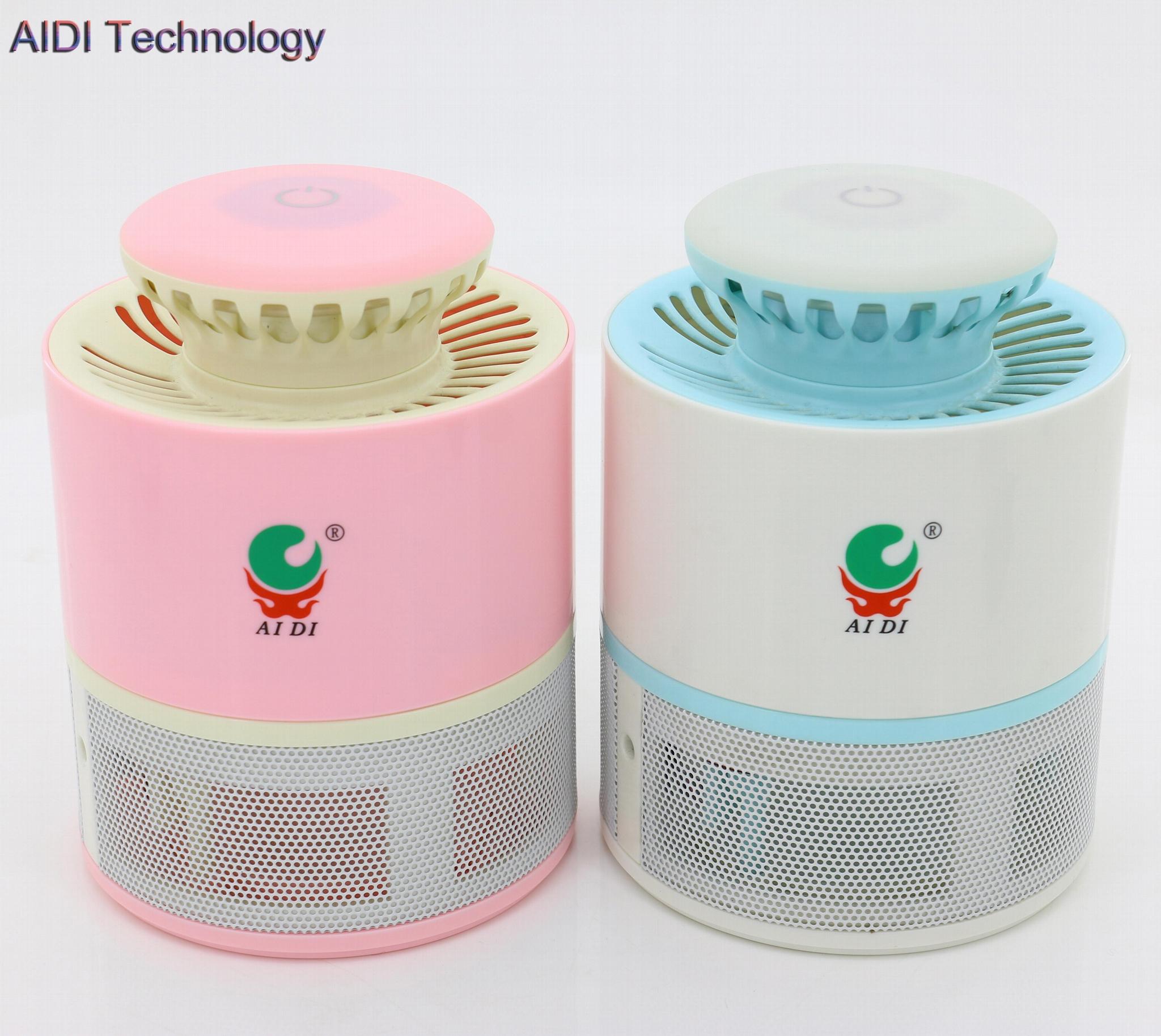 大健康智能环保灭蚊器灭蚊净化二合一灭蚊器  2
