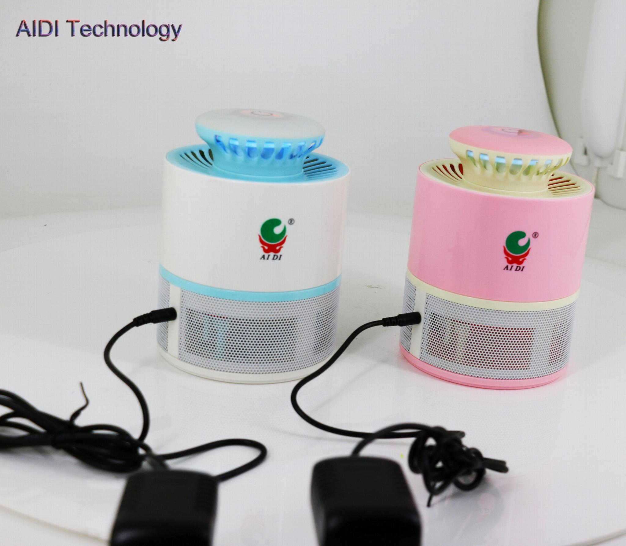 大健康智能环保灭蚊器灭蚊净化二合一灭蚊器  5