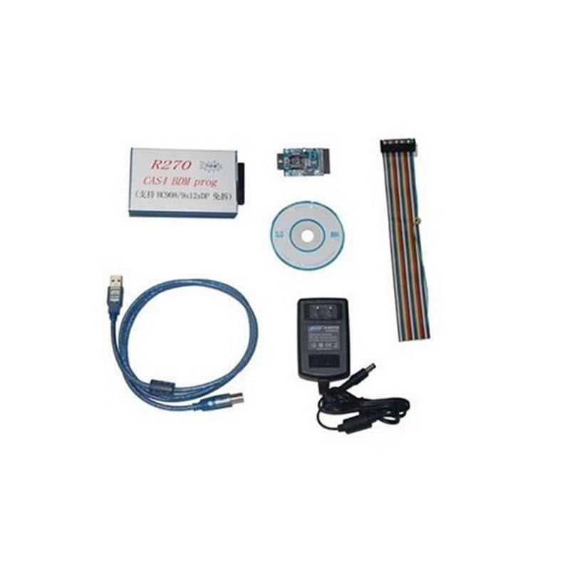 2018 High Quality R270+ CAS4 BDM Programmer For BMW Professional Auto Key Progra 2