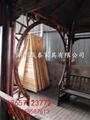 新农村建设-防腐木-户外家具凉亭 2