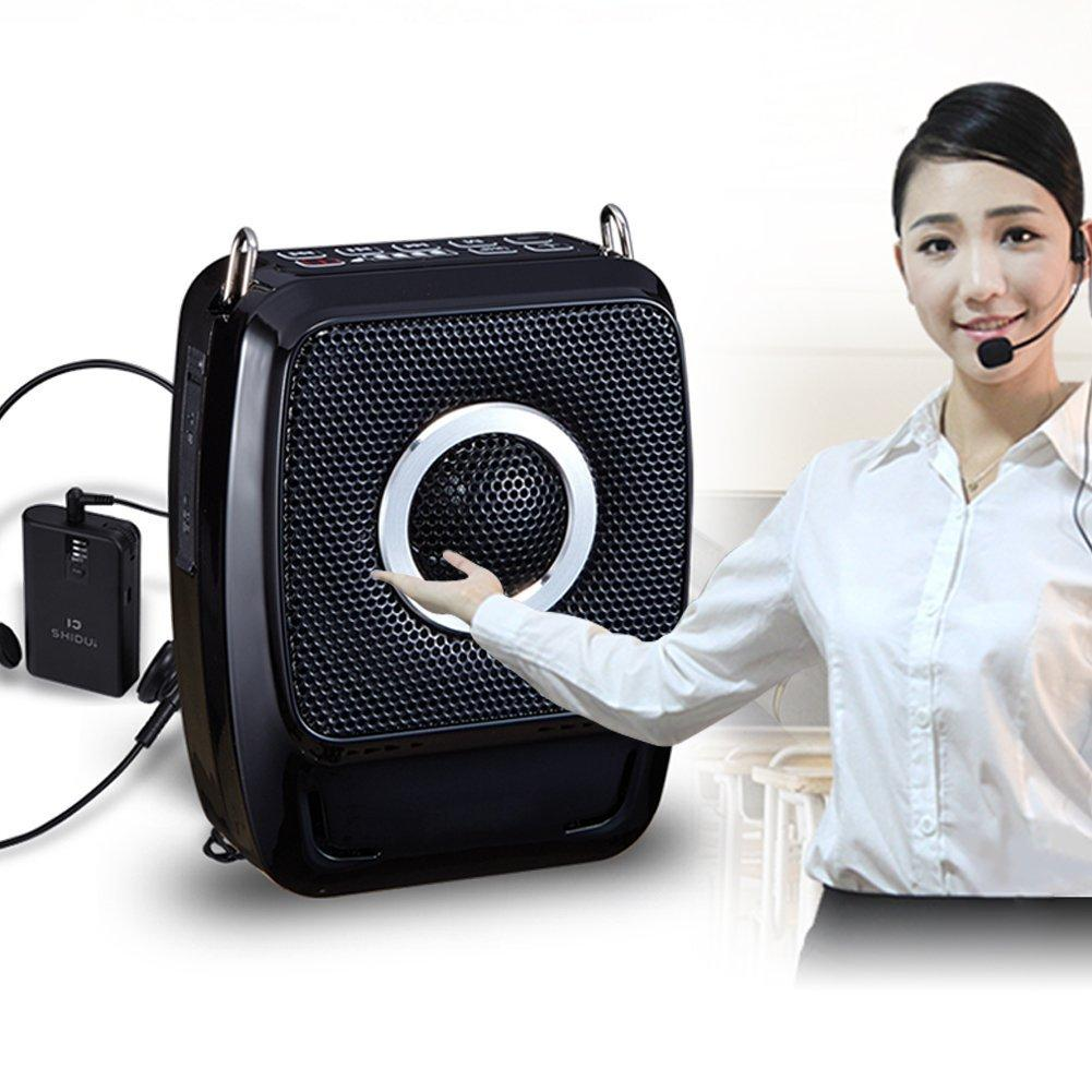 Voice Amplifier With Portable Pa System Portable Speaker Pa Teaching System 1