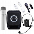 Voice Amplifier With Portable Pa System Portable Speaker Pa Teaching System 2