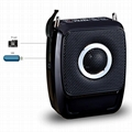 Voice Amplifier With Portable Pa System Portable Speaker Pa Teaching System 4