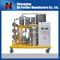 Hot sale waste cooking oil purifier for vegetable oil filtration 1