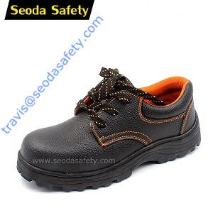 Rubber safety shoes 1