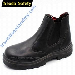 nonmetal work boots