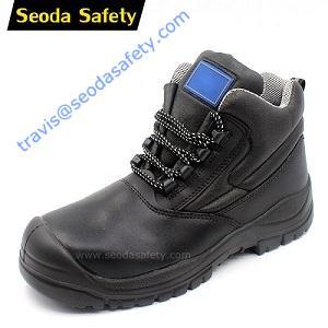 Fiberglass toe cap safety shoes 2