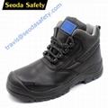 Fiberglass toe cap safety shoes 3