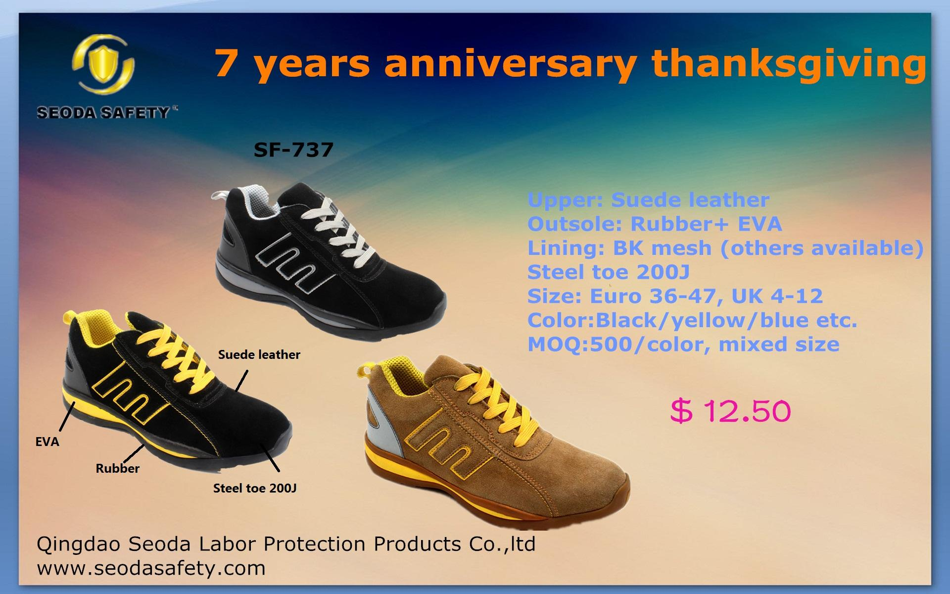 Sport safety shoes 1