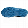 Flyknit Fabric PU Sole Safety Work Boots with Safety Toe 4