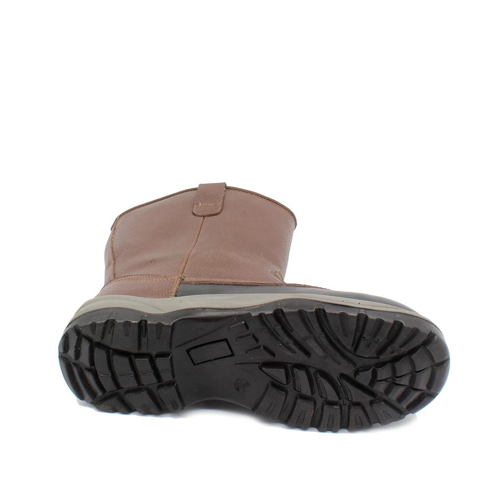 PU Injection Oil Resistant Safety Work Boots 3
