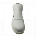White Anti Static ESD Steel Toe Safety Shoes 2