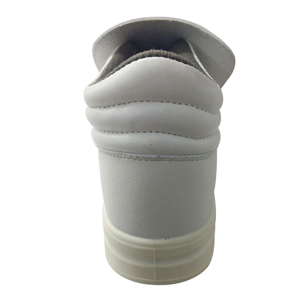 White Anti Static ESD Steel Toe Safety Shoes 3