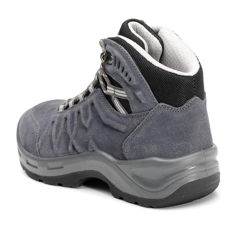 Suede Leather PU Safety Boot with New Design Sole 2
