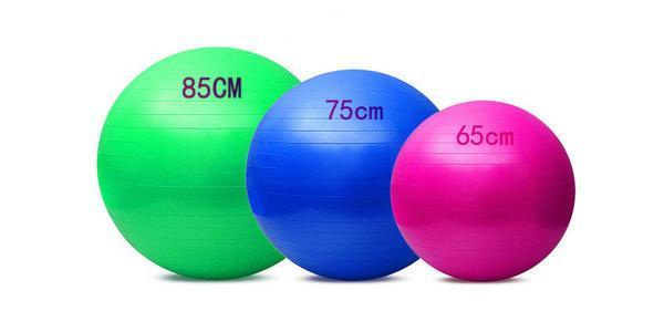 Gym Massage Ball, Fitness Yoga Posture Balance Ball 1