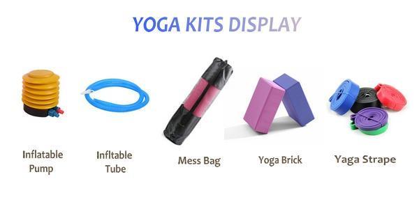 Gym Massage Ball, Fitness Yoga Posture Balance Ball 5
