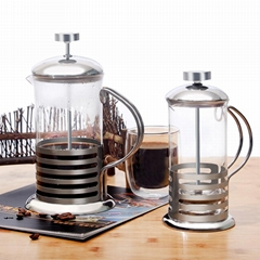 high borosilicate glass French Press