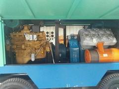 大型礦山活塞空壓機