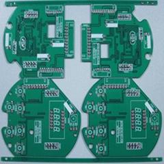 2 layer printed circuit board