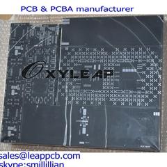 matt black printed circuit card
